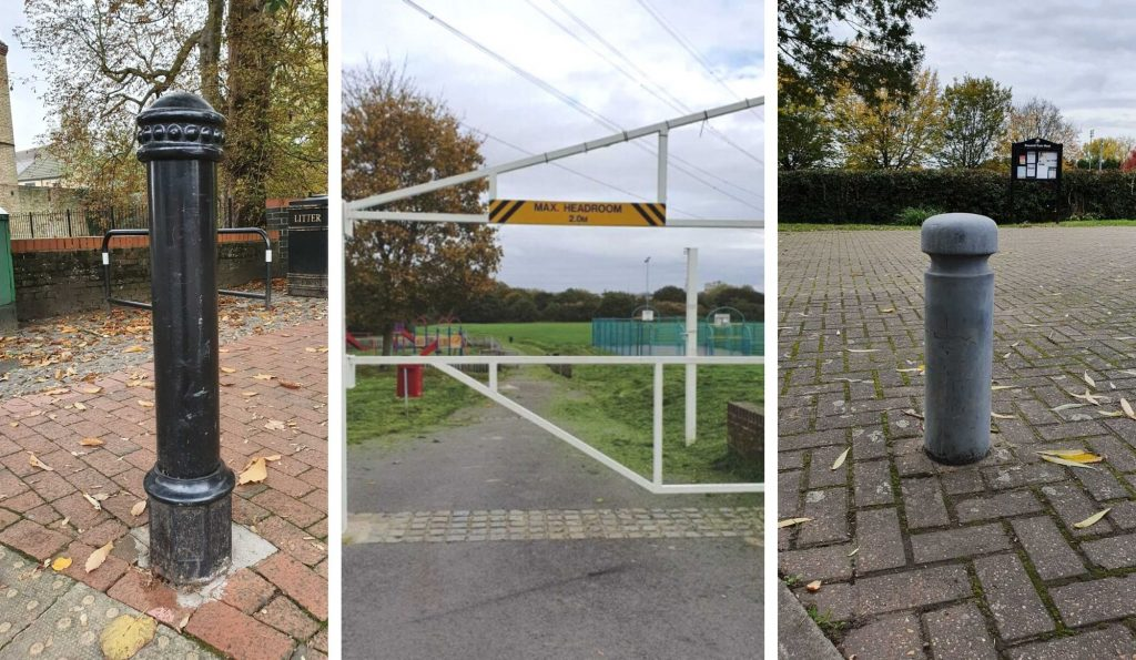Barriers Kingston